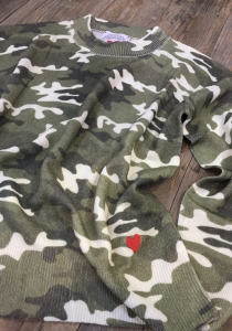 joot - Pullover - Camouflage - Frogbox -